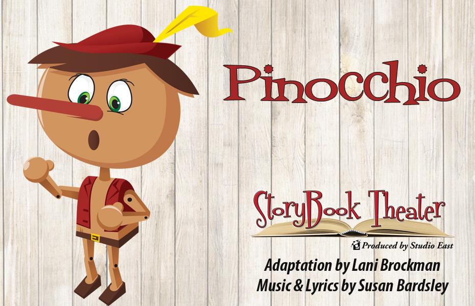 Lyric pinocchio lyrics : StoryBook Theater: Pinocchio - Kirkland Performance Center